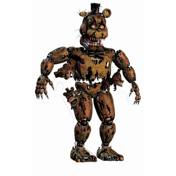 Five Nights at Freddy's Cutouts (3)