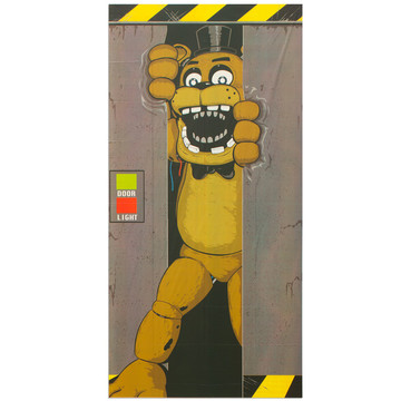 Five Nights at Freddy's Door Cover (Each)