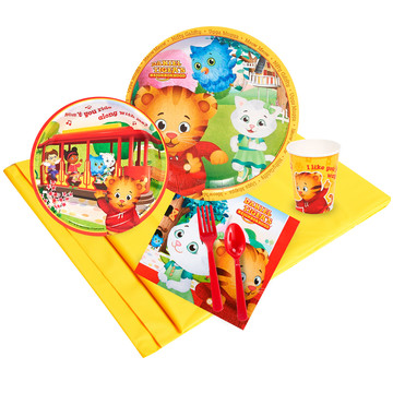 Daniel Tiger's Neighborhood Party Pack for 24