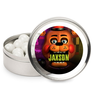 Five Nights at Freddy's Personalized Mint Tins (12 Pack)