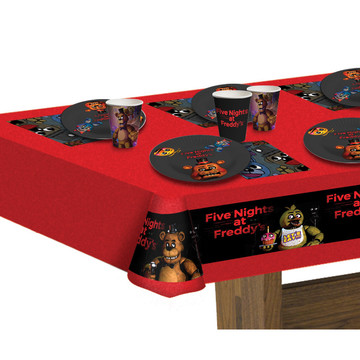 Five Nights at Freddy's Table Cover