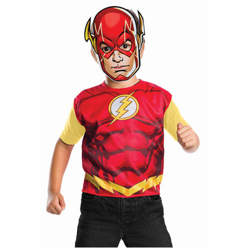 Flash Superhero Dress Up Set