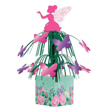 Floral Fairy Centerpiece