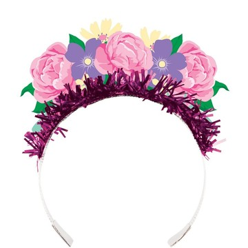 Floral Tea Party Tiaras (4)
