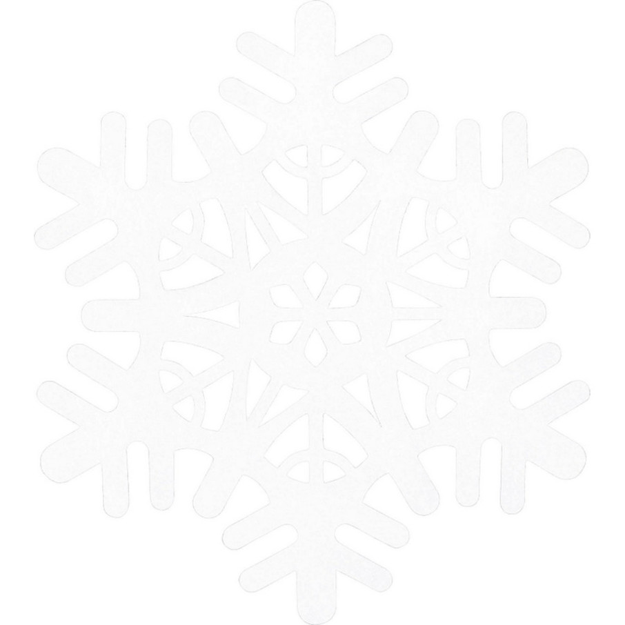 "View larger image of Foam 12"" Snowflake (1)"