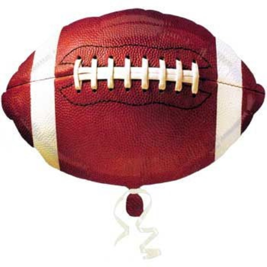View larger image of Football Balloon (each)