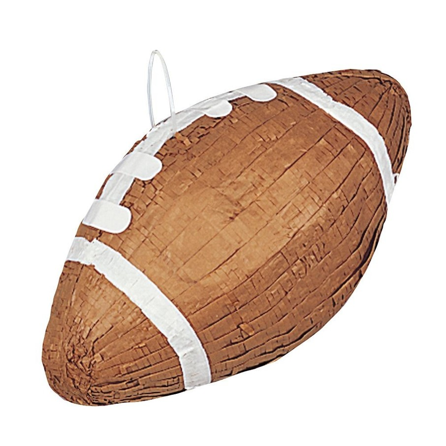 View larger image of FOOTBALL PINATA