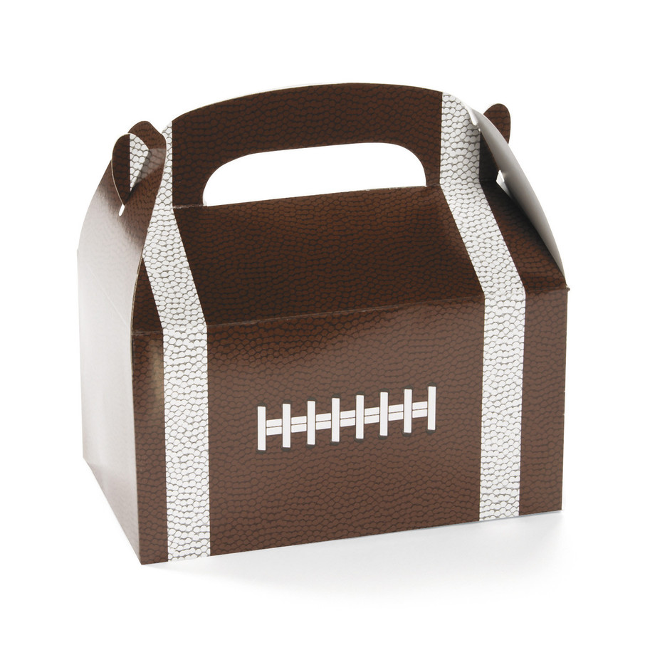 View larger image of Football Treat Boxes (12)