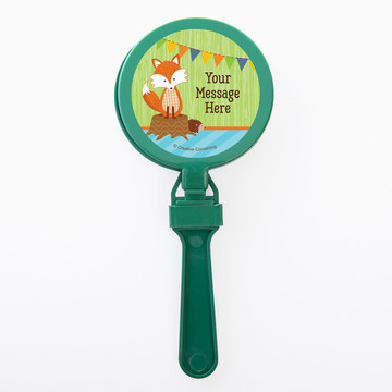 Fox Personalized Clappers (Set of 12)