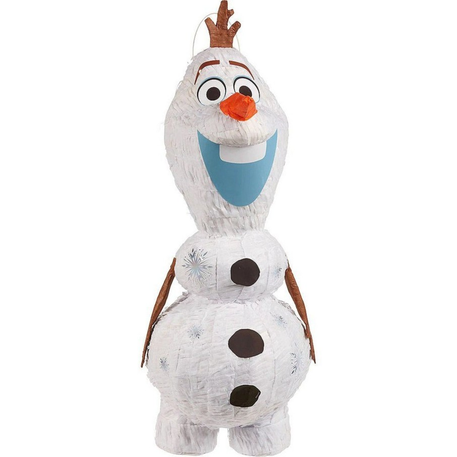View larger image of Frozen 2 Olaf 3D Pinata
