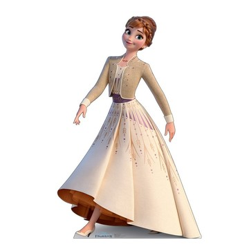 Frozen 2 Anna Collector's Edition Standup