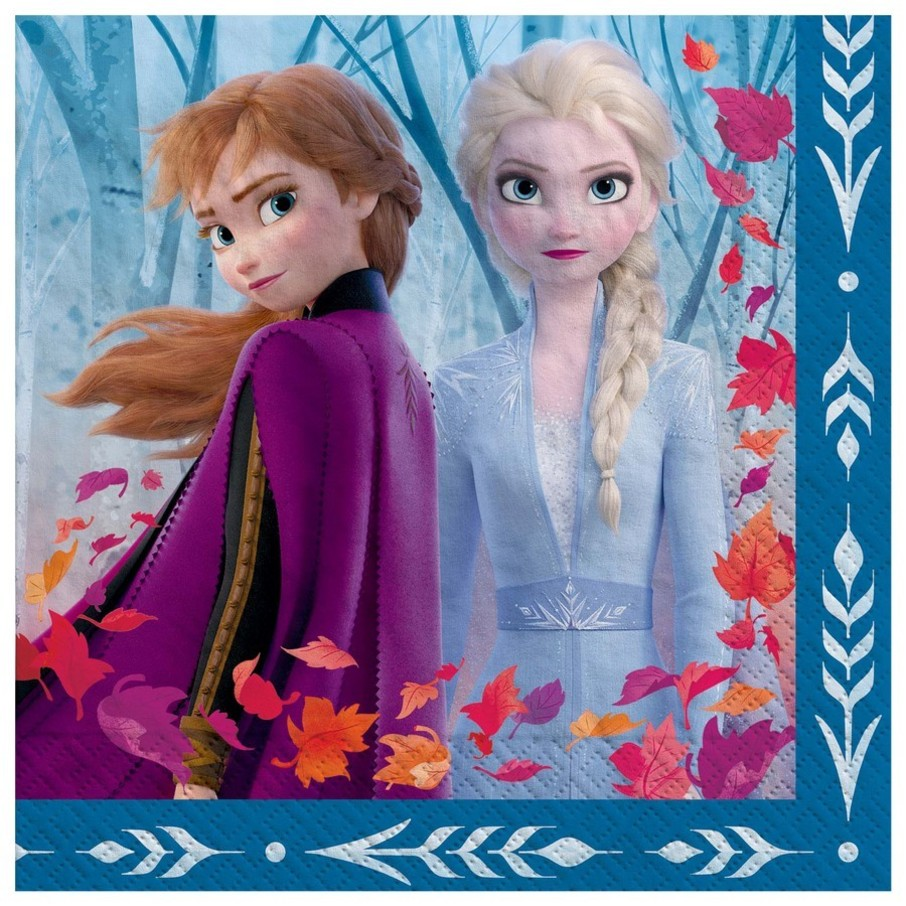View larger image of Frozen 2 Lunch Napkins (16)