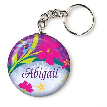 "Frozen Personalized 2.25"" Key Chain (Each)"