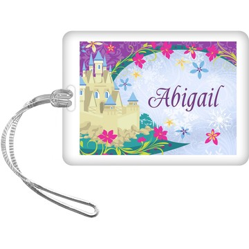 Frozen Personalized Bag Tag (Each)