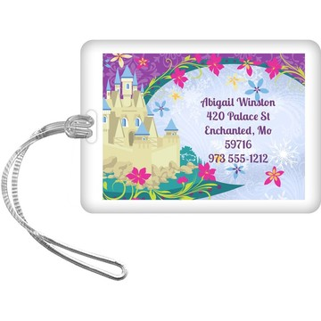 Frozen Personalized Luggage Tag (Each)