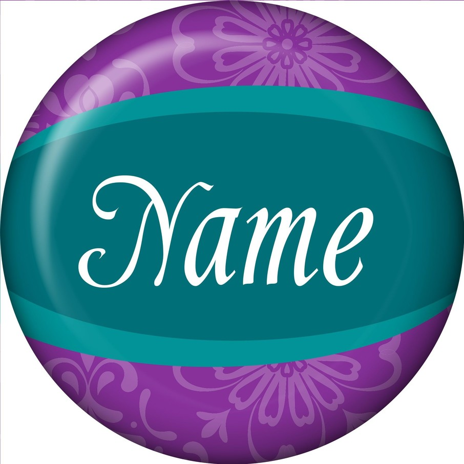 View larger image of Frozen Personalized Mini Magnet (Each)