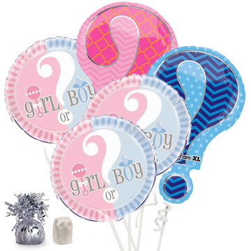 Gender Reveal Balloon Kit (Each)