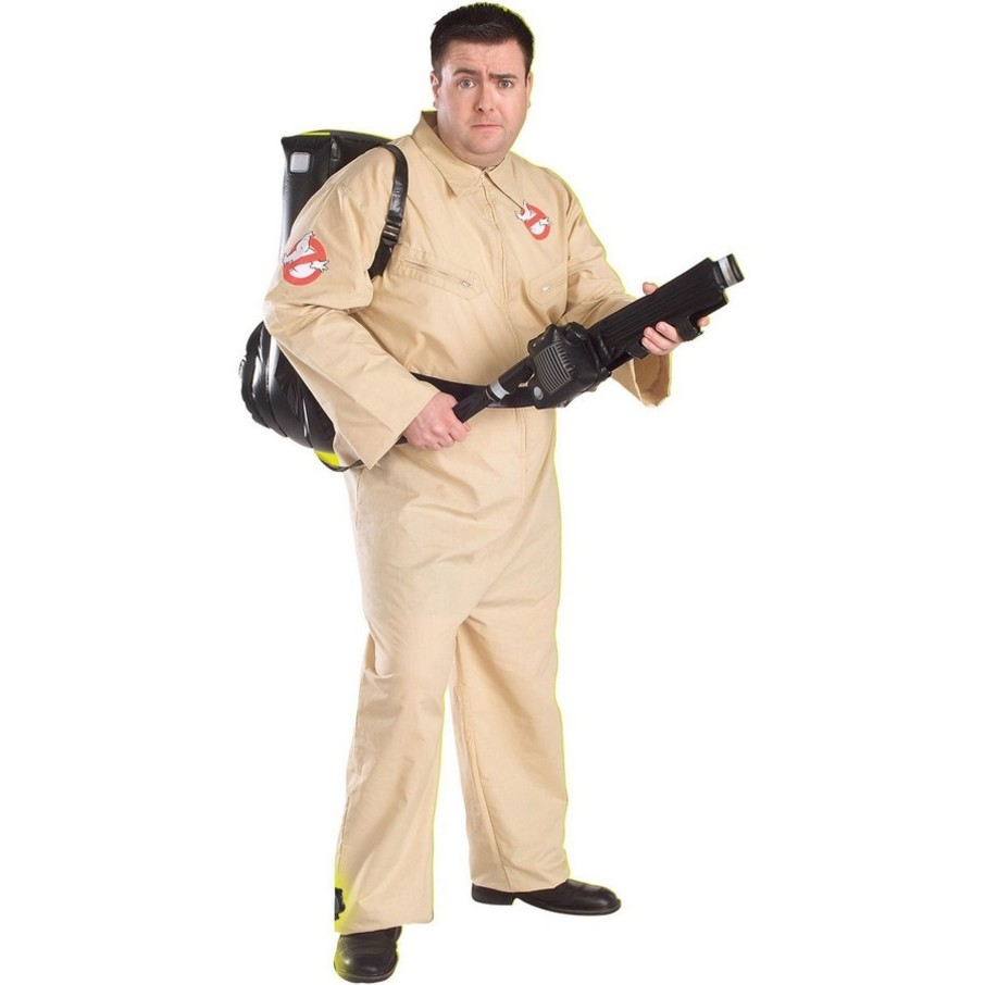 View larger image of Ghostbusters Adult Plus Costume
