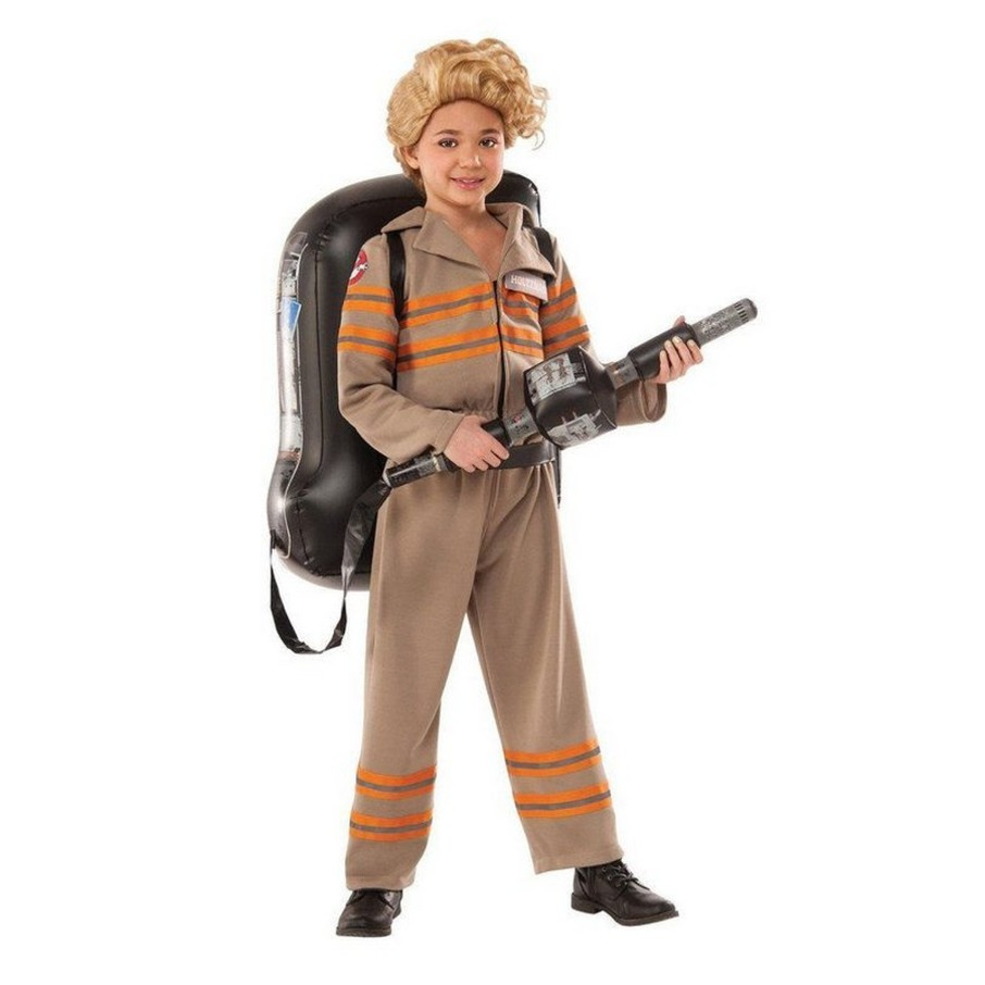View larger image of Ghostbusters Movie: Ghostbuster Female Deluxe Child Costume