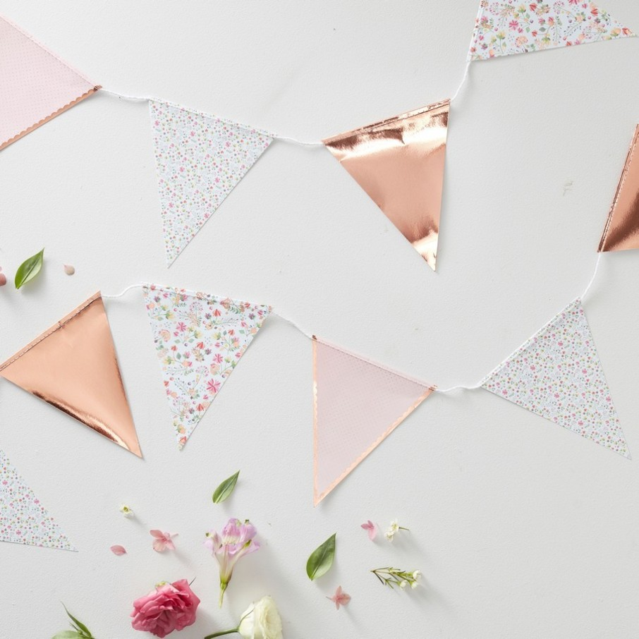 View larger image of Ginger Ray Ditsy Floral Bunting