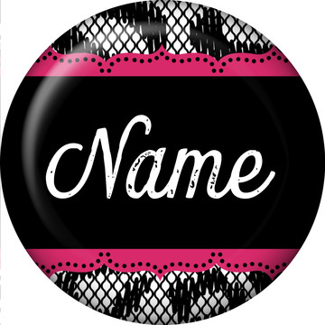 Girl's Night Out Personalized Mini Magnet (Each)