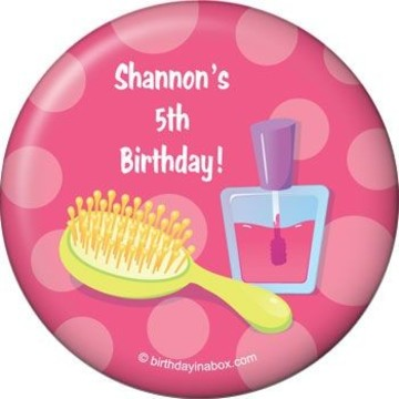Glamorous Party Personalized Magnet (each)