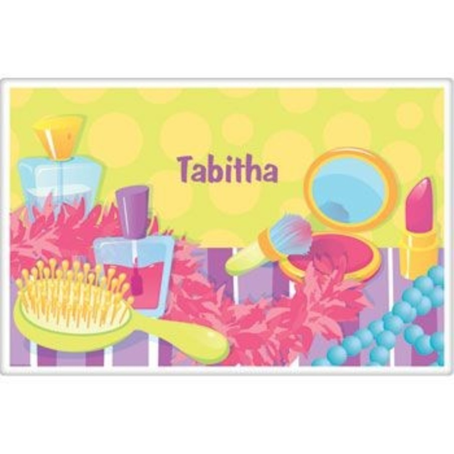 View larger image of Glamorous Party Personalized Placemat (each)