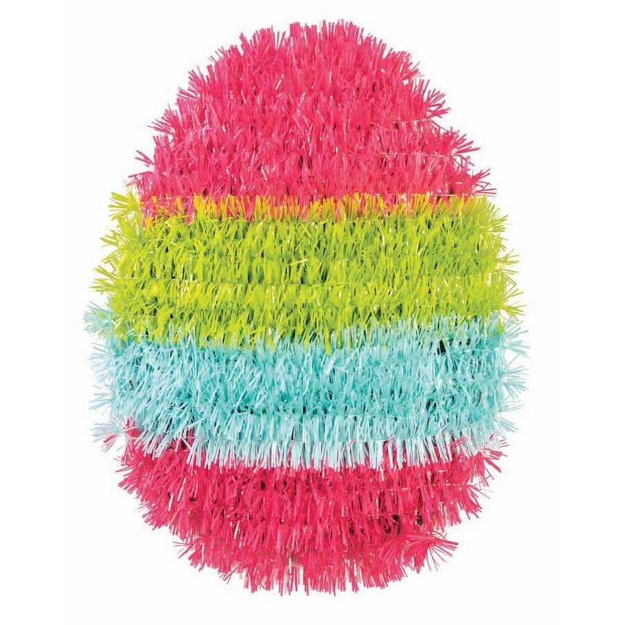 View larger image of Glitter Cut Out Egg Decor