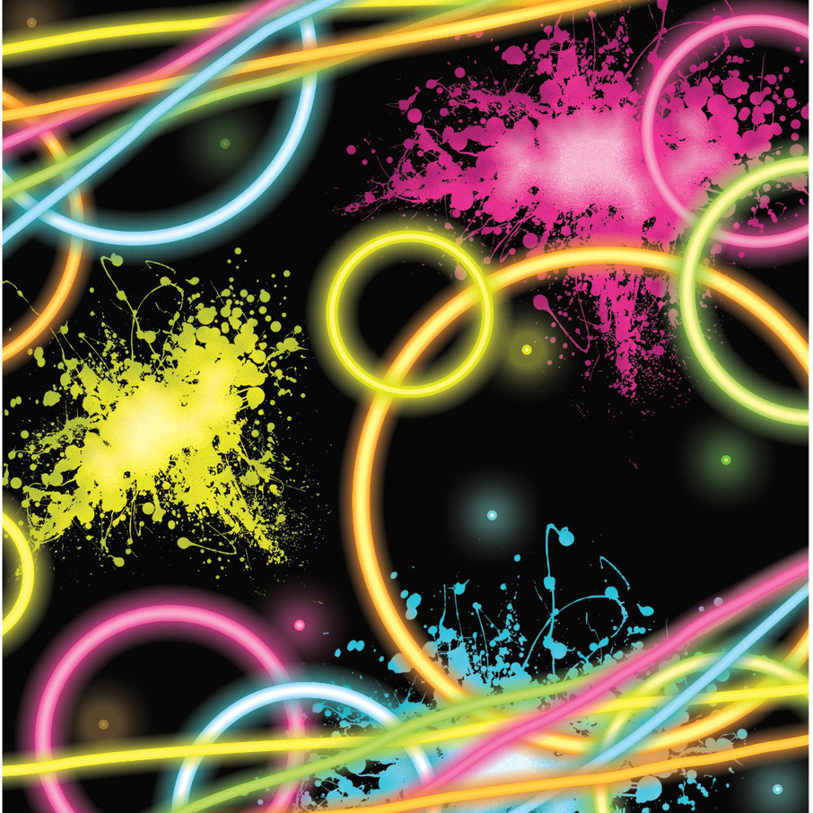 View larger image of Glow Party Lunch Napkins (16 Count)