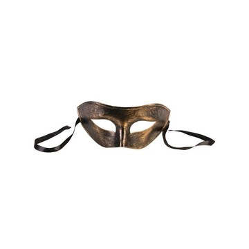 Gold Harlequin Mask