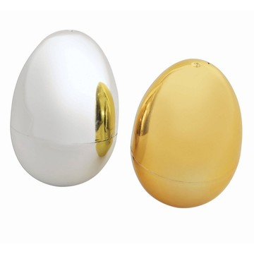 Gold & Silver Eggs (2)