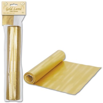 "Gold Table Runner -12""X50' (1)"