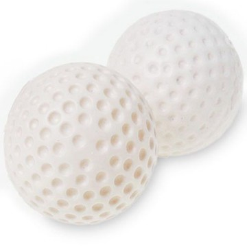 "Golf Balls 1.5"" Plastic Favors (12 Pack)"