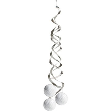 "Golf Dangling 36"" Decorations (2 Pack)"