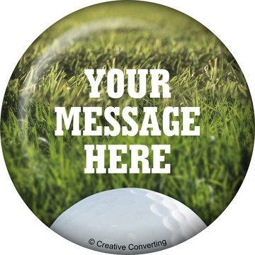 Golf Personalized Magnet (Each)