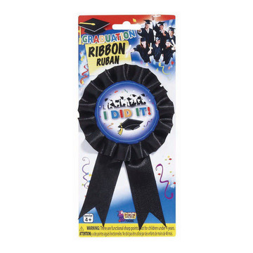 Graduation Award Ribbon