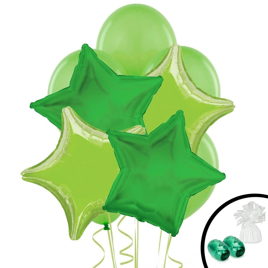 View larger image of Green Balloon Bouquet