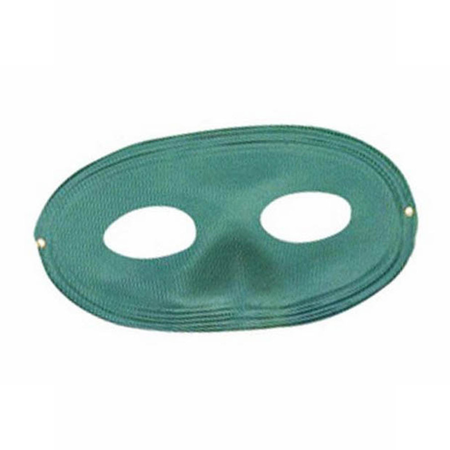 View larger image of Green Domino Mask