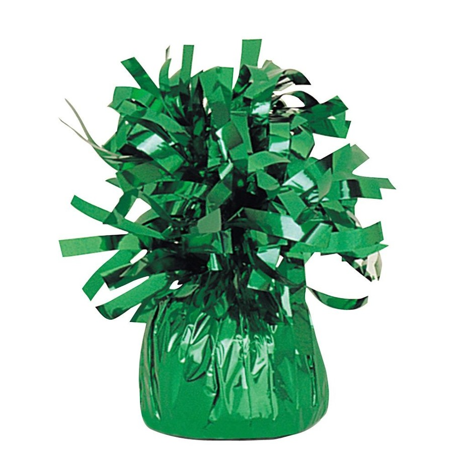 View larger image of Green Foil Balloon Weight