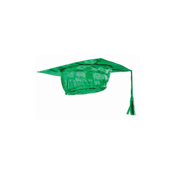Green Graduation Child Cap - One-Size