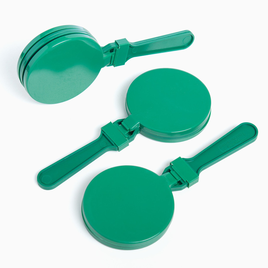 View larger image of Green Round Clapper
