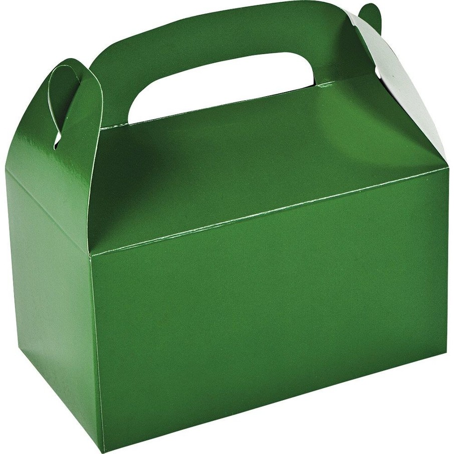 View larger image of Green Treat Favor Boxes (12)