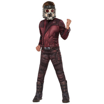 Guardians of the Galaxy Vol. 2 - Star-Lord Deluxe Children's Costume