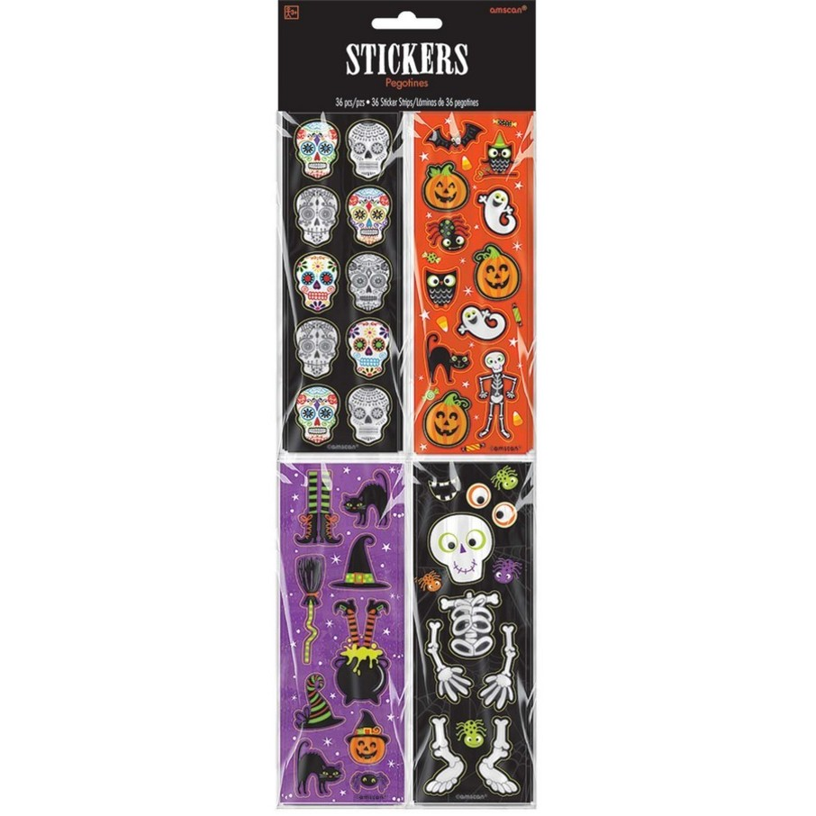 View larger image of Halloween Favorites Stickers (36 sheets)