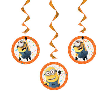 Hanging Despicable Me Minions Decorations (3)