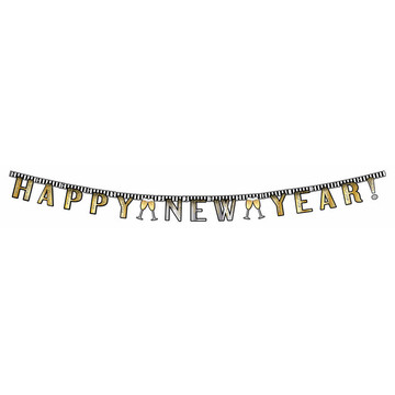 Happy New Year Jointed Banner (1)