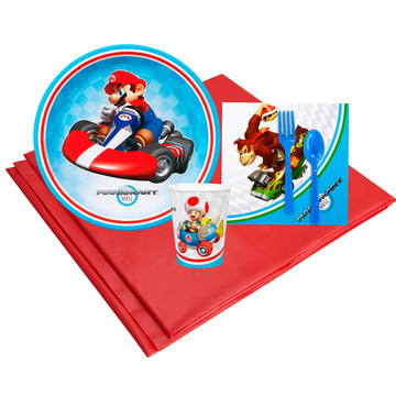 Mario Kart Wii 8 Guest Party Pack