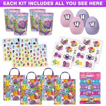 Hatchimals Favor Kit (For 4 Guests)