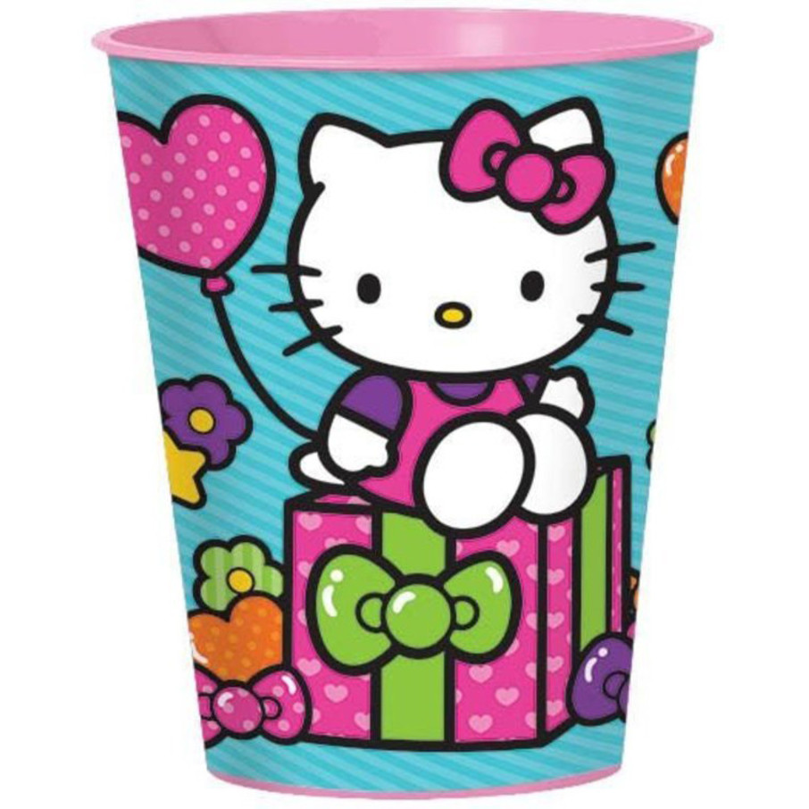 View larger image of Hello Kitty Rainbow 16oz. Favor Cup (Each)