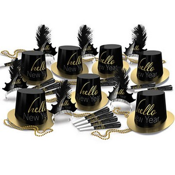 Hello New Year Assortment for 50
